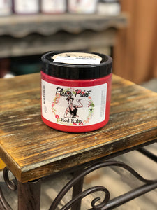 Red Ruby Original Plaster Paint