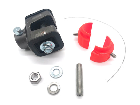VW Beetle shift rod bushing + clutch