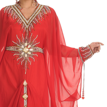 Load image into Gallery viewer, French Soiree Robe For Saudi Arabia (Wholesale Purpose)