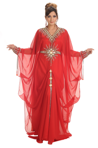 French Soiree Robe For Saudi Arabia (Wholesale Purpose)