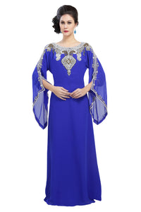 Moroccan Takchita Party Wear Kaftan For Bulk Buy