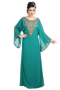 Moroccan Evening Gown Party Dress For Wholesale Lot