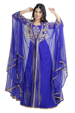 Load image into Gallery viewer, Butterfly Wings Kaftan For Wholesale Orders