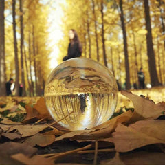 Crystal Lens Photography Sphere
