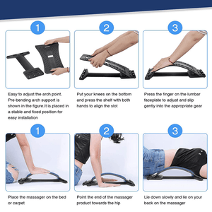 Handy Orthopaedic Back Stretcher