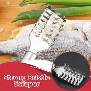 Stainless Fish Scale Scrapper