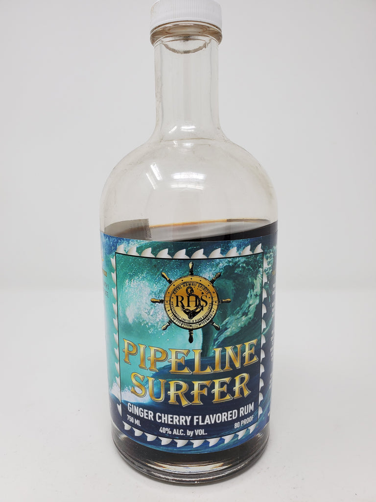 Pipeline Surfer Ginger Cherry Flavored Rum