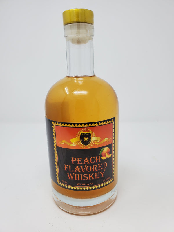 Peach Whiskey