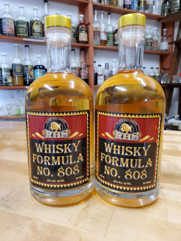 Whisky Formula No.808