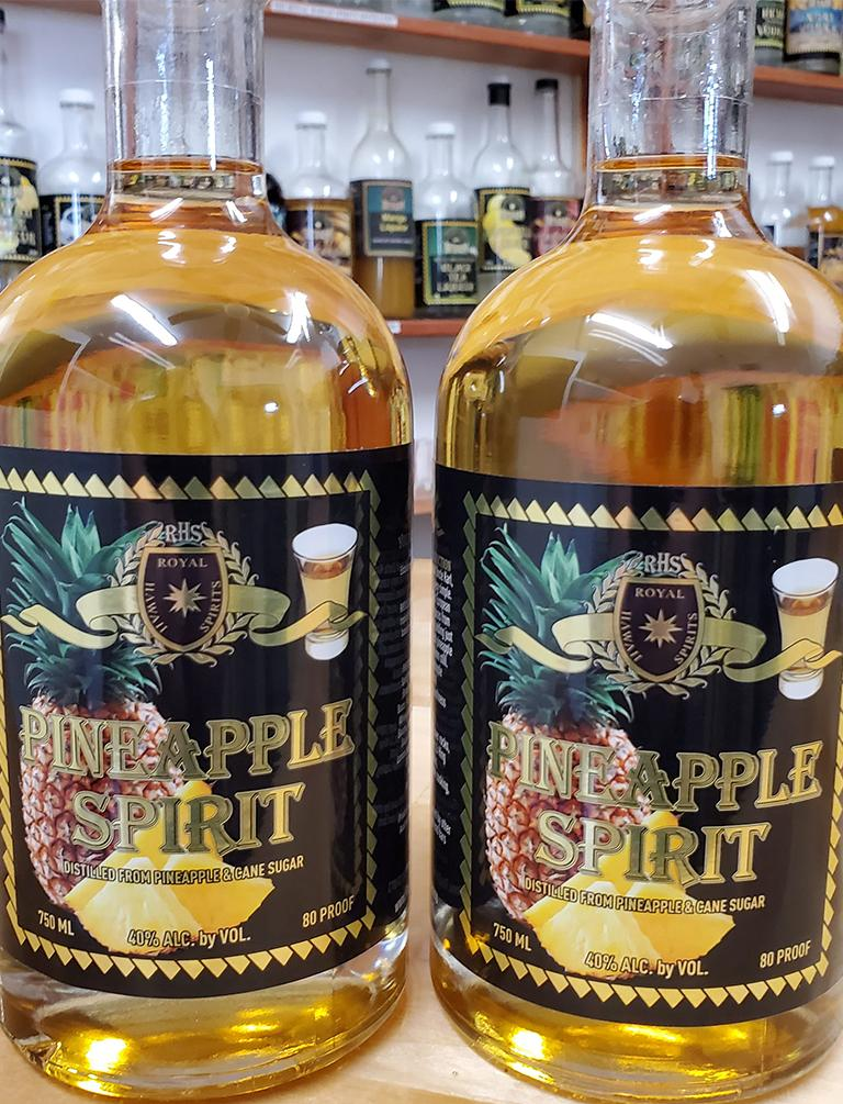 Pineapple Spirit