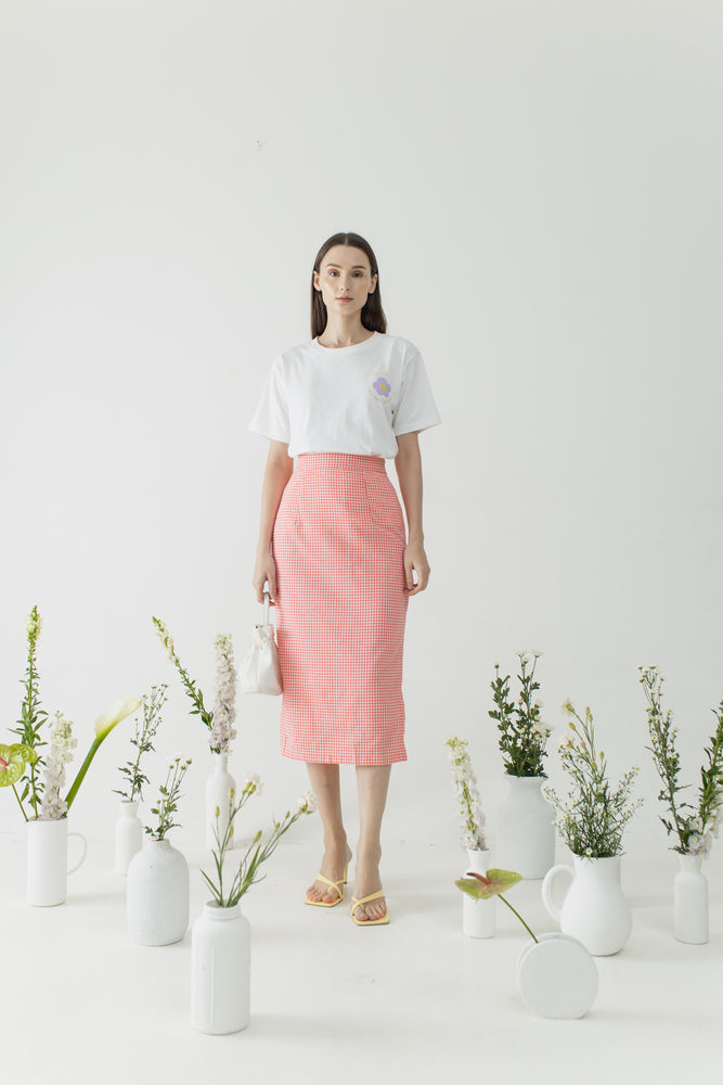 Guro Skirt in Orange