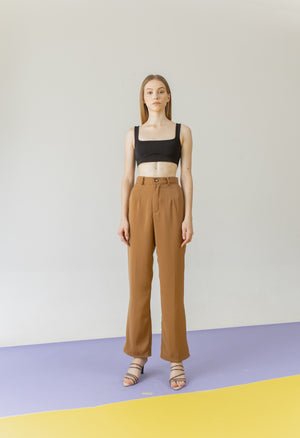 Estelle Pants in Brown