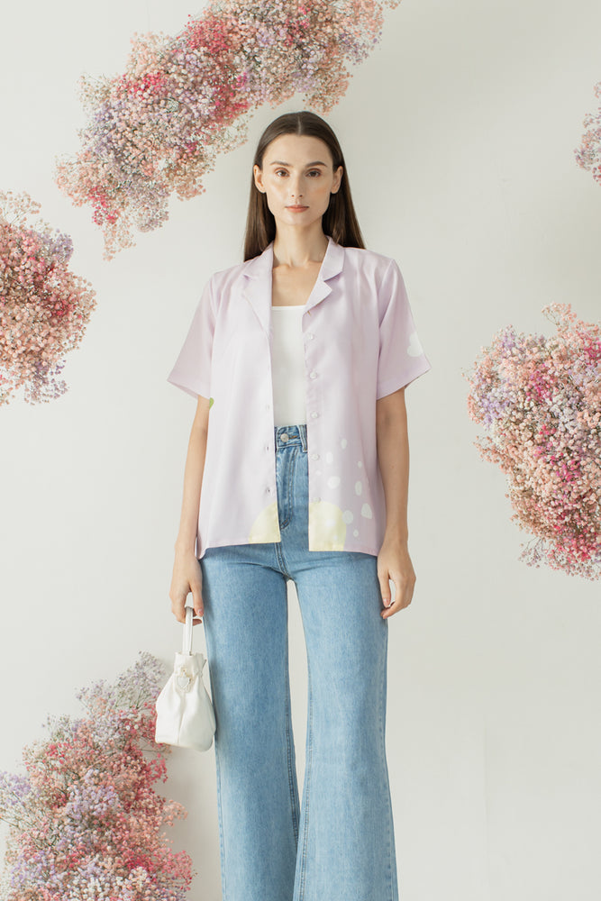 Load image into Gallery viewer, Mido Shirt in Lilac