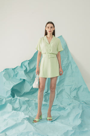 Moro Set in Sage Green