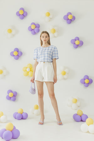 Nayeon Top in Periwinkle READY 23th Nov