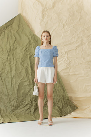 Oreum Top in Blue