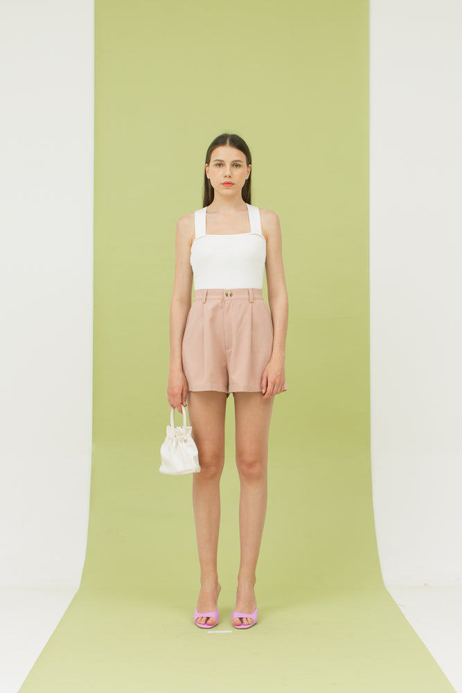 So Shorts in Blush