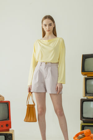 Yoora Top in Yellow