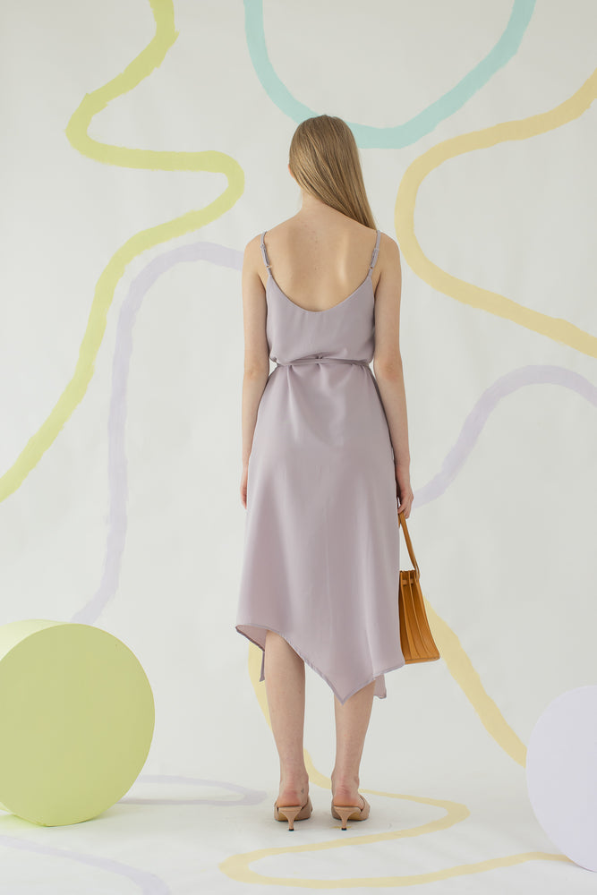 Load image into Gallery viewer, Yuna Dress in Lilac