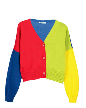 Game Cardigan Bright
