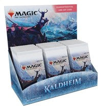 Magic: The Gathering - Kaldheim Set Booster Display Box