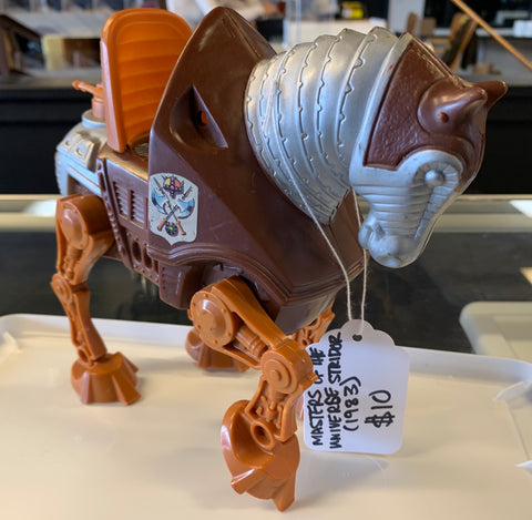 Masters of the Universe Stridor Horse (1983)