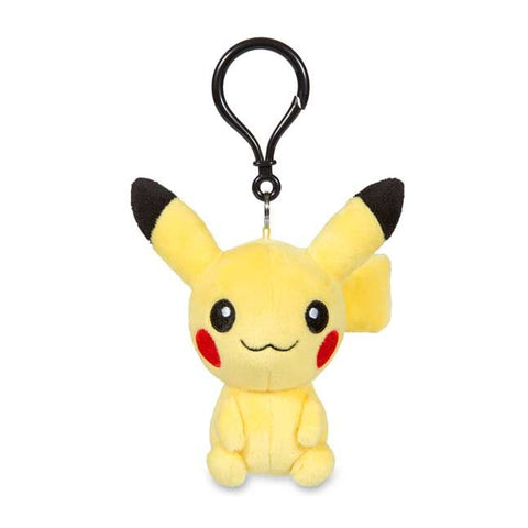 Pokemon Center Pikachu Secret Base Poké Doll Keychain