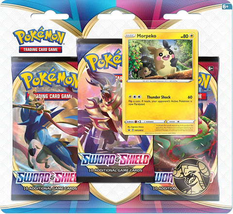 3 Booster Blister Packs