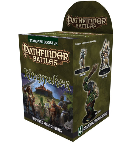Pathfinder Battles: Kingmaker Booster