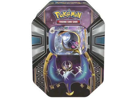 Legends of Alola Tin (Lunala-GX)