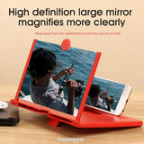 Universal HD Phone Screen Magnifier