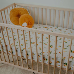 Fitted Cot Sheets