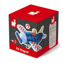 Load image into Gallery viewer, (Preorder) TRANSPORT SERIES Magnetic Airplane