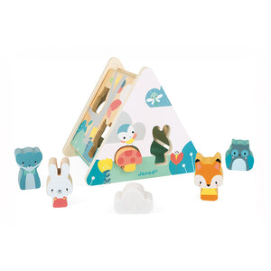 (Preorder) PURE SERIES Shape Sorter (Wooden)