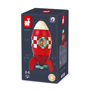 (Preorder) TRANSPORT SERIES Small Magnetic Rocket
