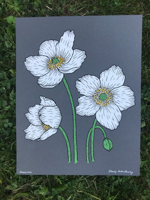 Load image into Gallery viewer, Anemone Print