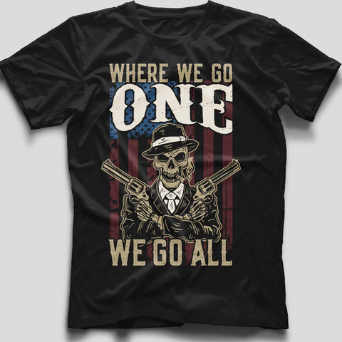 Where We Go T-Shirt