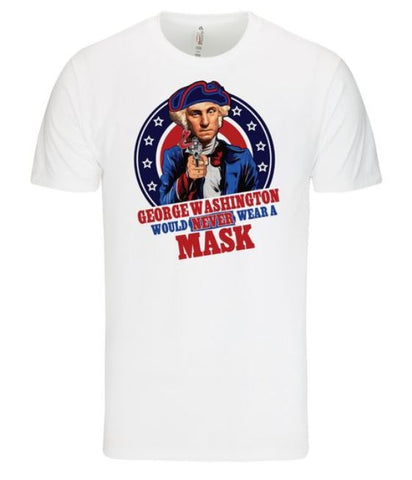 George Washington (No Mask) T-Shirt