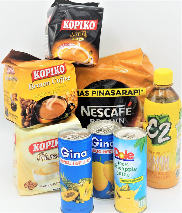 The best and famous Filipino beverages
