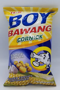 Boy Bawang Cornick Garlic Flavor Philippine Food Corp Chicago