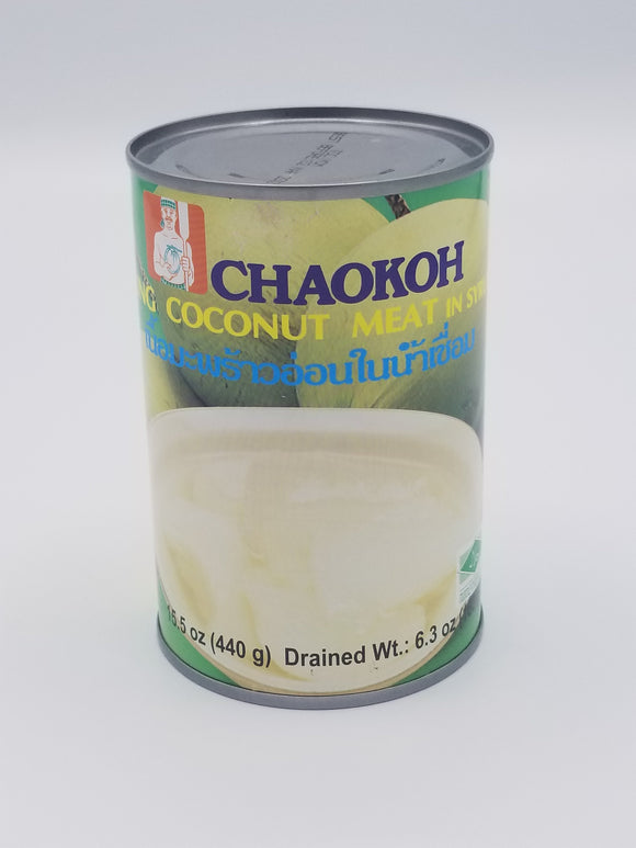 Chaokoh Coconut Young Meat In Syrup Chaokoh