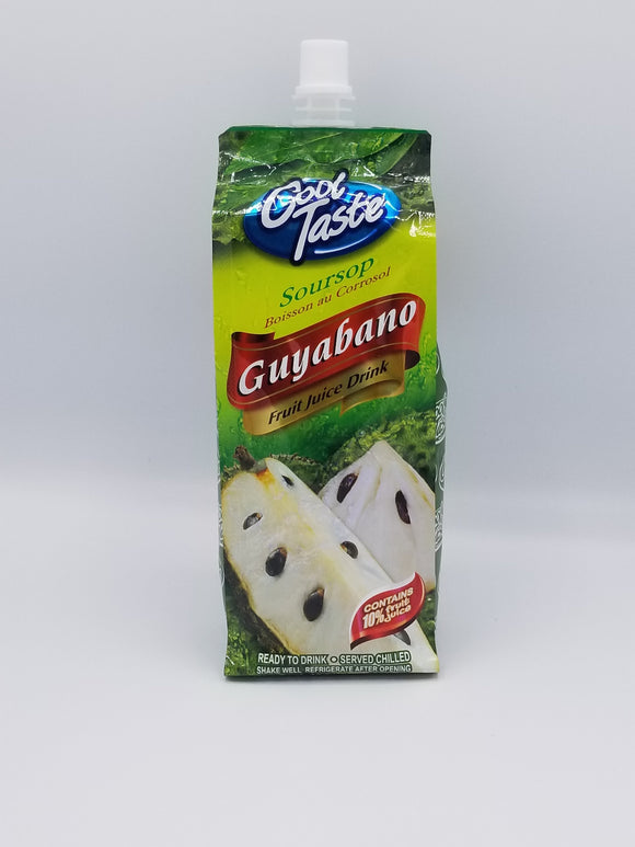 Cool Taste Soursop Guyabano Fruit Juice Drink Philippine Food Corp Chicago
