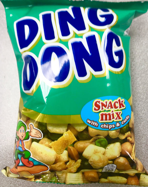 Ding Dong with Chips and Curls - 3.53 oz Ding Dong