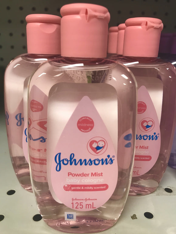 Johnson Cologne Powder Mist Filipino Market LLC
