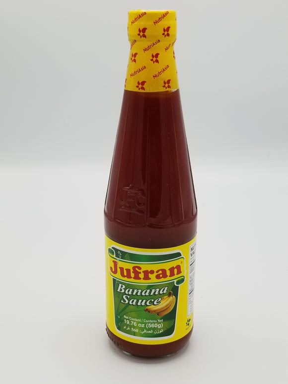 Jufran Banana Ketchup Regular Big Jufran
