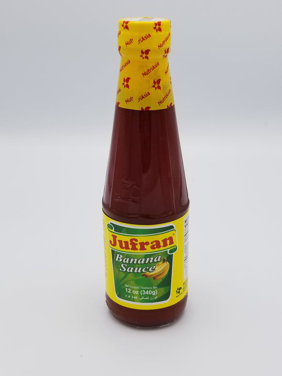 Jufran Banana Ketchup Regular Small Jufran