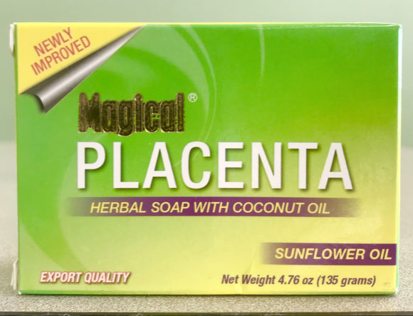 Magic Placenta Soap Sunflower Magical Placenta