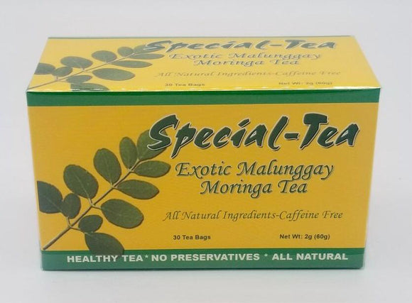 Malunggay Morning Tea 30 pcs Filipino Market LLC