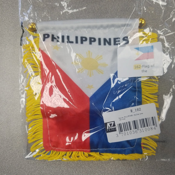 Philippino Window Flags Filipino Market LLC