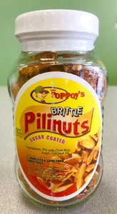 Poppoys Brittle Pilinuts Sugar Coated - 6.4 oz Poppys